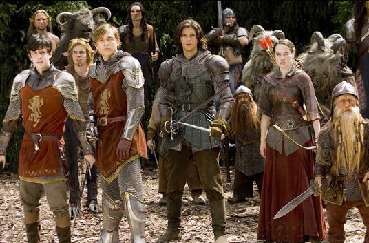 《纳尼亚传奇2》上映10天全球票房劲超1.5亿