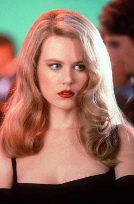 策划:好莱坞超级英雄女郎大比拼之妮可-基德曼