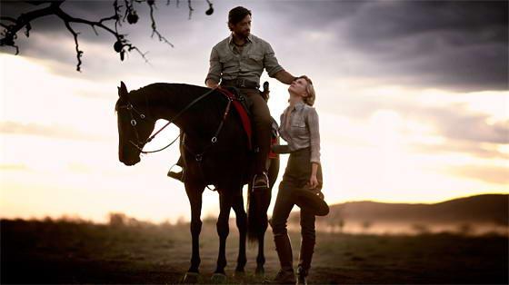 妮可-基德曼史诗电影将引发澳洲观光热(附图)