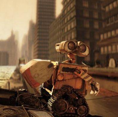 《机器人瓦力》备受好评有望打破奥斯卡纪录