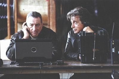 德尼罗和帕西诺新片惨败计划再合作演姐妹(图)