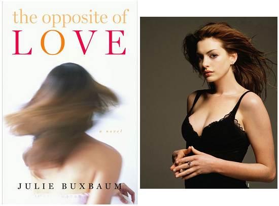 安妮-海瑟薇将出演福克斯新片《爱的对立面》