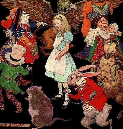 安妮-海瑟薇加盟蒂姆-伯顿《爱丽丝梦游仙境》