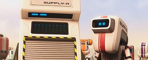 《机器人瓦力》篇外篇曝光将随DVD发行(附图)