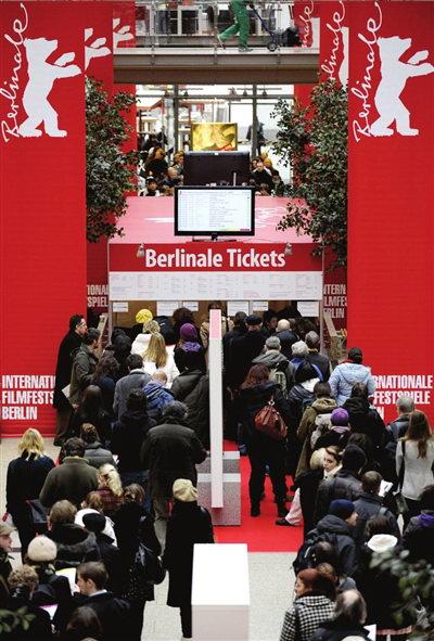 第59届柏林电影节即将开幕现场一票难求(图)