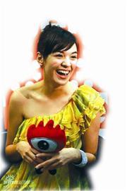 《渺渺》新人张榕容:想和李连杰胡兵合作(图)