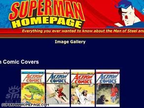 首本原版《超人》漫画将拍卖预计40万美元(图)