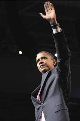奥巴马领国会讨论《贫民富翁》:全球都需励志