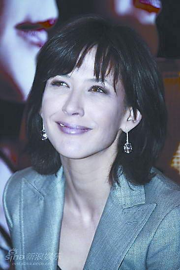 苏菲-玛索期待与中国导演合作自称美丽非外表