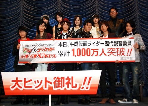 吉川晃司出席《假面超人》首映坦言内心很兴奋