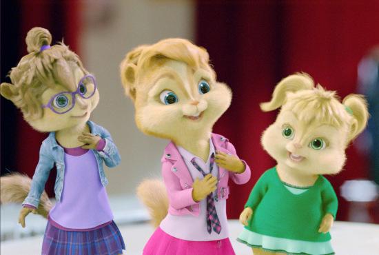 《鼠来宝:明星俱乐部》登陆中国寒假快乐上映