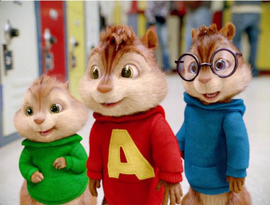 资料:《鼠来宝2》拍摄缘起