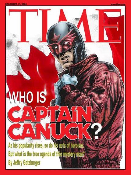 电影《加拿大队长》将拍
