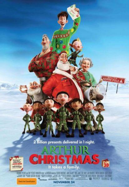 本周新片:《布偶》《亚瑟的圣诞节》《雨果》