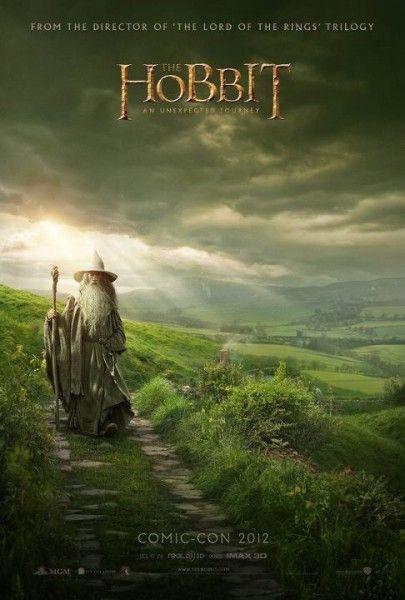 《霍比特人》海报