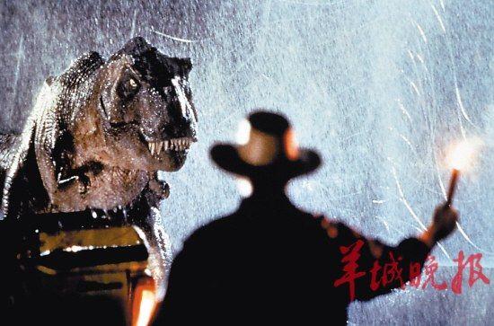 """《侏罗纪公园》借3d版""""重生"""""""