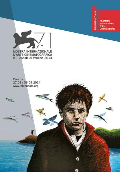 本届威尼斯电影节海报