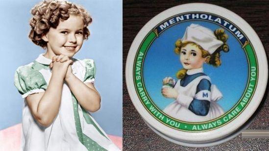 秀兰-邓波儿与品牌商标