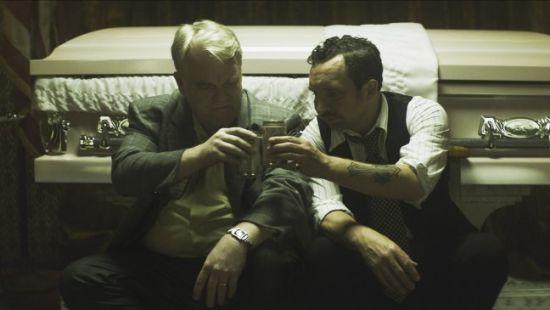 霍夫曼遗作《上帝的口袋》5月上映