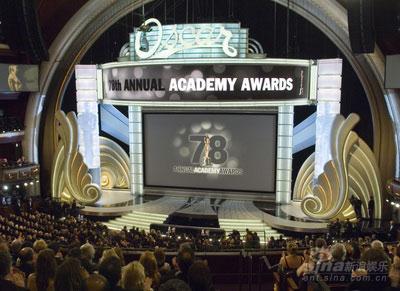 第80届奥斯卡颁奖典礼的舞台设计图出炉