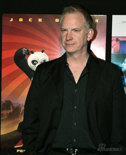 组图:《功夫熊猫》澳洲首映布莱克锤响中国鼓