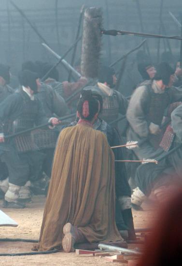 图文:《赤壁》收官大战--佟大为赵薇相逢