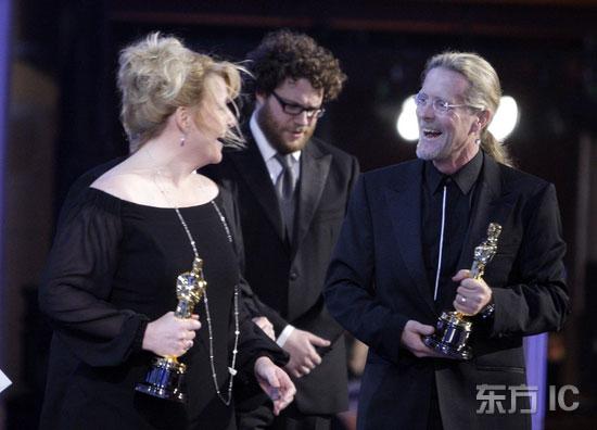 图文:《谍影重重3》获最佳音效剪辑奖