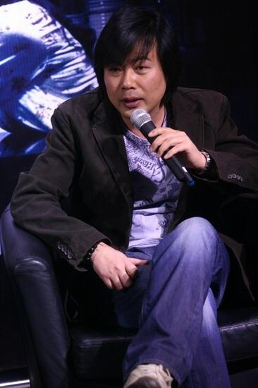 图文:《双食记》首映--导演赵天宇