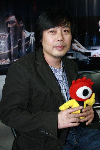 图文:《双食记》主创专访--赵天宇怀抱小浪