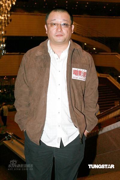 图文:香港国际电影节颁奖礼-王小帅