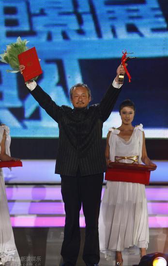 图文:徐耿凭《破冰》获长春电影节最佳导演奖