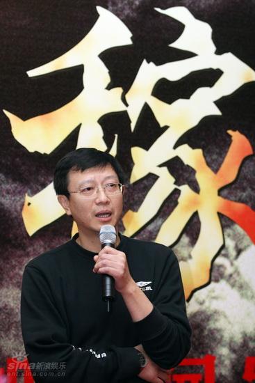 图文:《邓稼先》开机--编剧钱滨