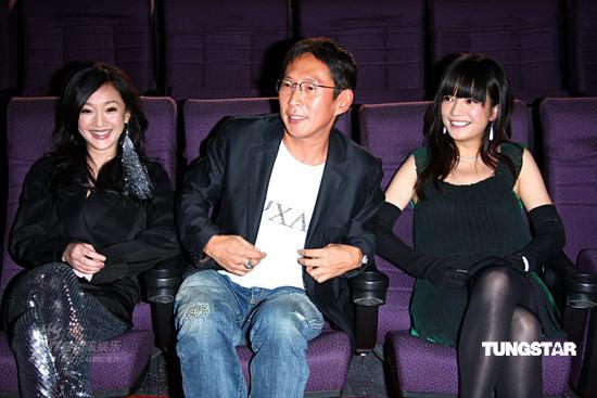 图文:《画皮》台湾宣传--周迅钮承泽赵薇
