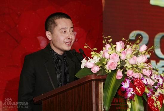 图文:上影电影庆典贾樟柯感谢上海给予的自由环境