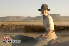 对话妮可:《澳洲乱世情》是我从小的梦想(图)