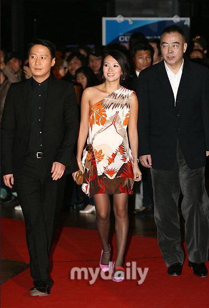 图文:《梅兰芳》红毯仪式-电影主创亮相红毯