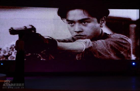 图文:《东邪》录节目-现场回忆张国荣