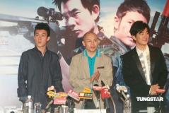 陈冠希新加坡出席首映表示自己知错就认(组图)