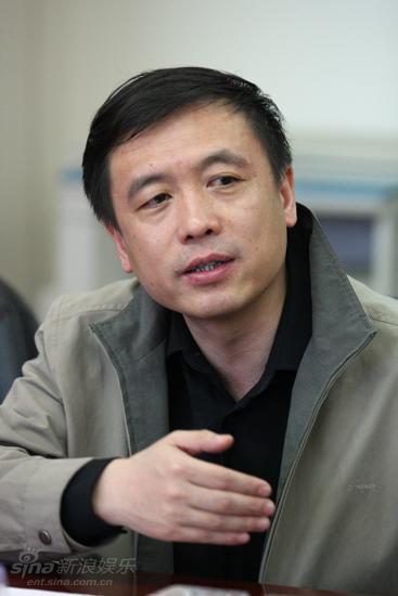 图文:《邓稼先》研讨会-广电总局电影局副局长张宏森