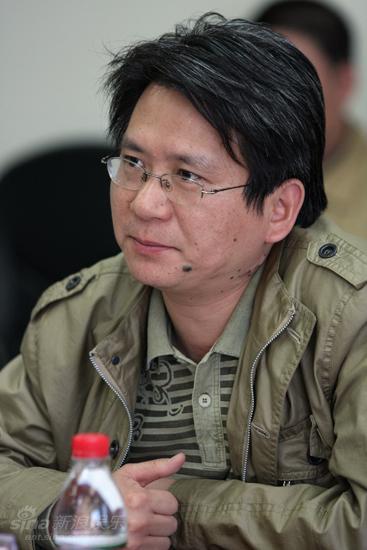图文:《邓稼先》研讨会-学者陈旭光