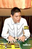古天乐刘青云饰扑克高手何超仪演女赌王(组图)