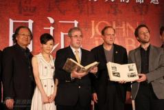 实录:《拉贝日记》首映主创分享德国获奖喜悦