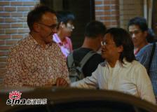 陈可辛弄堂小菜夜宴电影节评委喜笑颜开(组图)