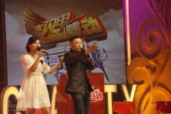 《马兰花》上海首映林志玲称声音可以调整(图)