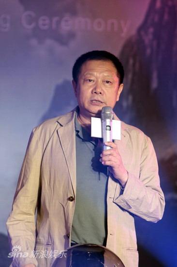 图文:《风云2》官网启动--橙天娱乐联合董事长李培森