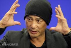 """实录:任达华聊《风云2》向邓亚萍学""""霸气"""""""