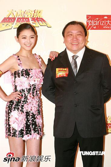 Barbie Hsu, Wong Jing