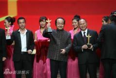 华表揭晓巨星云集陈凯歌冯小刚同获导演奖(图)