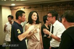 组图:舒淇获优秀境外女演员受到高规格礼遇