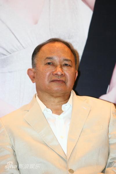 图文:《窈窕绅士》见面会-吴宇森偶露霸气
